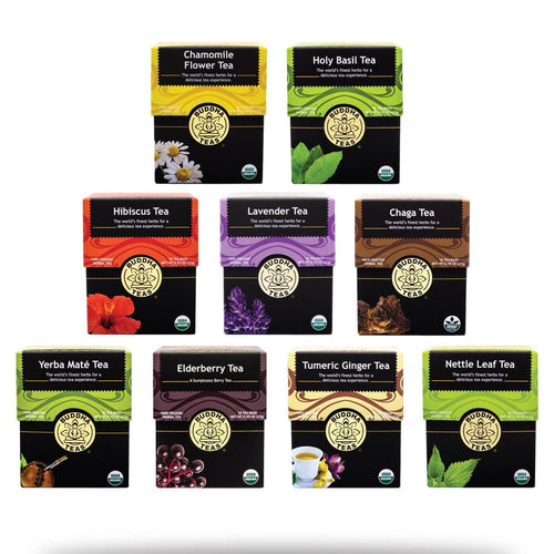 Herbal & Blended Herbal Tea-organic tea-Be Well With Nikki