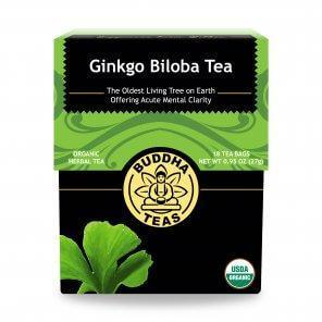 Buddha Brand Herbal Teas-organic tea-Be Well With Nikki