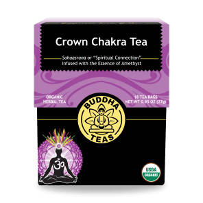 Chakra Balancing Teas - Be Well With Nikki