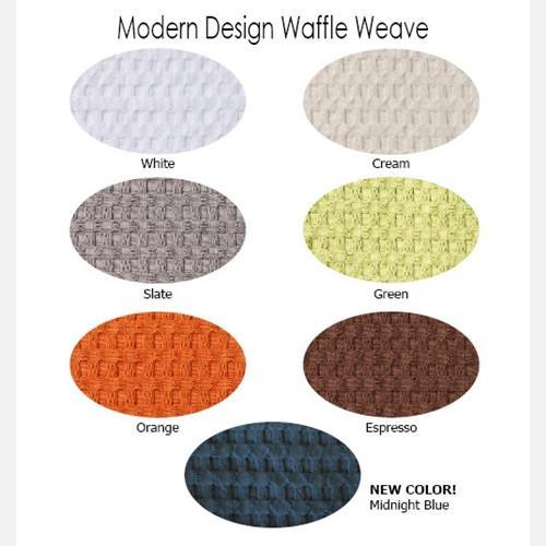 Gilden Tree Modern Waffle Weave Towels - Singles-Luxury Spa and Hotel Towels-Be Well With Nikki