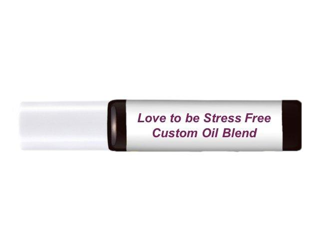 Love to Be Stress Free-Essential Oils-Be Well With Nikki