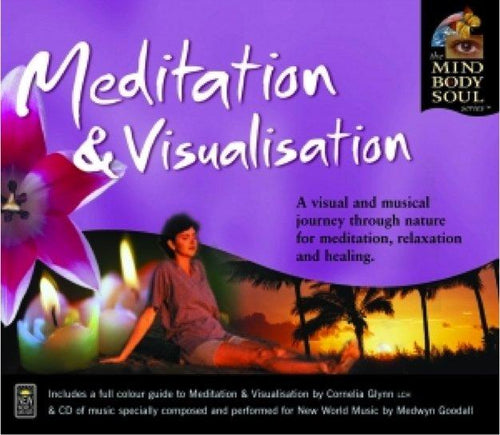 Meditation and Visualisation (download)-Music CD-Be Well With Nikki