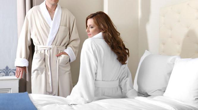 b81af6380a Monarch Cypress Plush Microfiber Robe at All Zen Boutique. – Be Well ...
