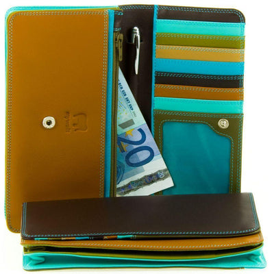myWalit Medium Matinee Purse Wallet-Leather Wallets-Be Well With Nikki