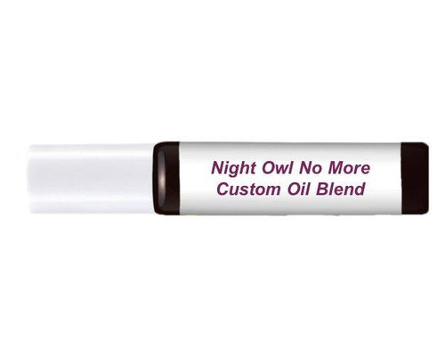 Night Owl No More-Essential Oils-Be Well With Nikki
