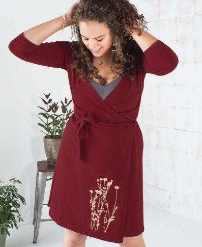 Organic Cotton Dresses-Women Clothes-Be Well With Nikki