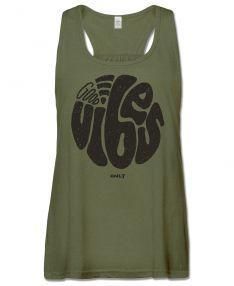 Organic Cotton Tank, Racerback & Muscle Tank Tops-Organic Cotton Shirts-Be Well With Nikki