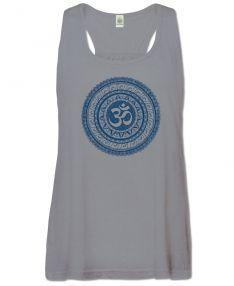 Organic Cotton Racerback & Muscle Tank Tops-Organic Cotton Shirts-Be Well With Nikki