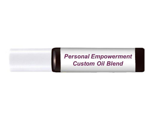 Personal Empowerment Blend-Essential Oils-Be Well With Nikki