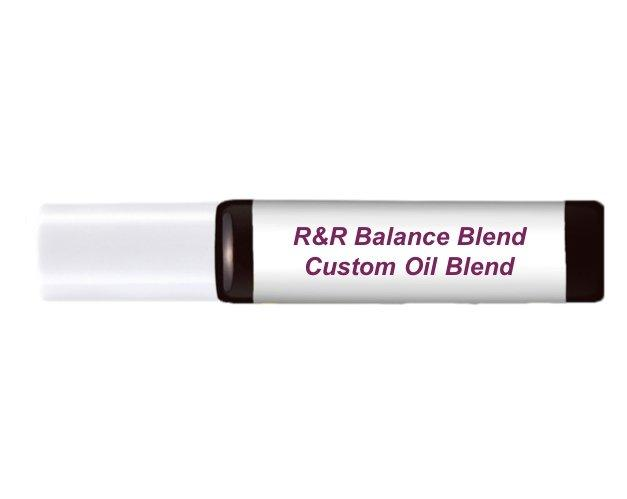 R&R Balance Blend-Essential Oils-Be Well With Nikki