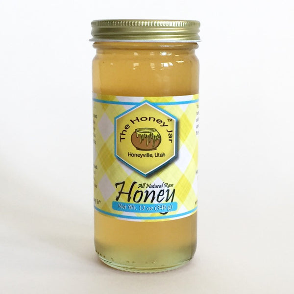 Local Raw Utah Honey