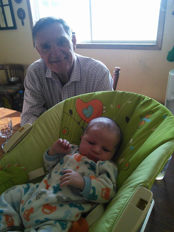 Great Grandpa!