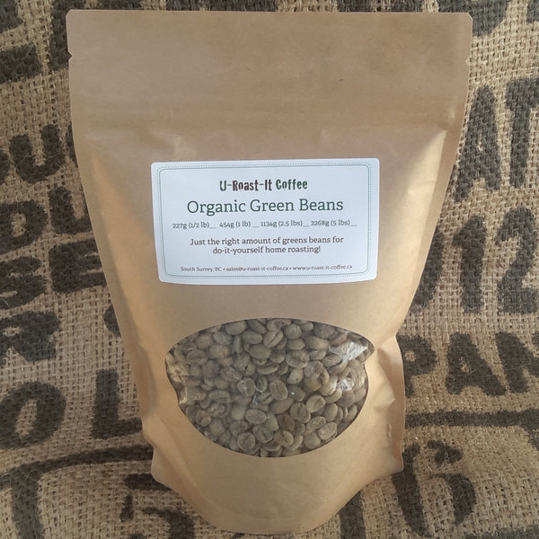 Fair Trade Organic Brazilian Green Beans-Santa Cristina
