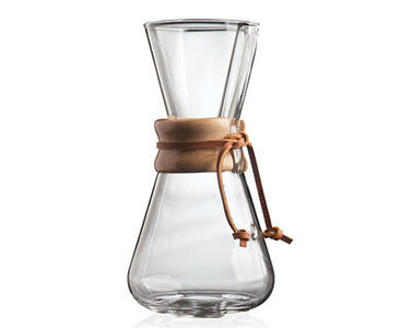 Chemex 3 Cup Classic Coffee Maker