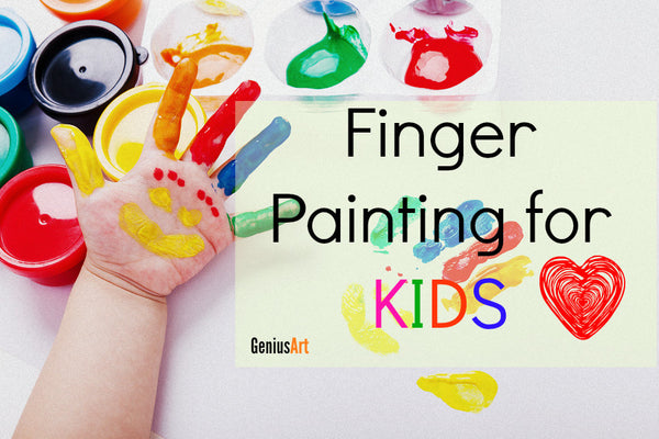 The Basics of Finger Painting and How to Finger Paint