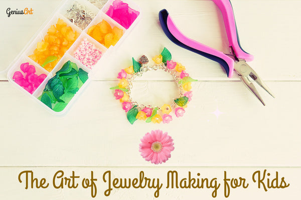 The Art of Jewelry Making for Kids