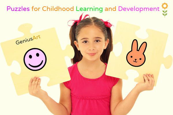 The Importance of Puzzles for Childhood Learning and Development