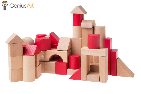 Why Wooden Blocks Make Great Toys