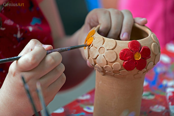 Best Ceramic Painting Tips for Kids