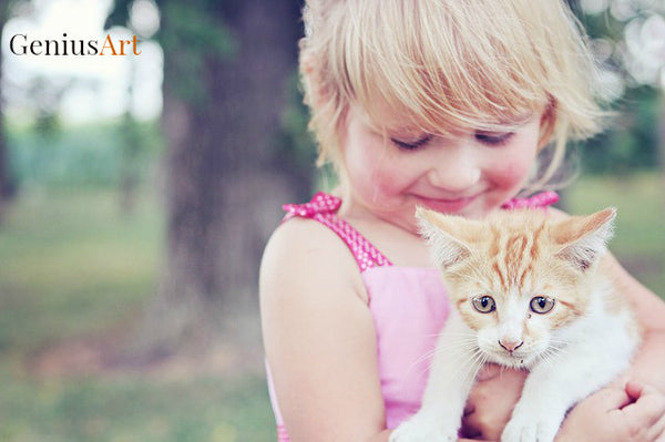 How to Teach Kids to Care for Their Pets