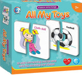 All My Toys - Puzzle (15 pieces)