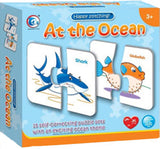 At The Ocean - Puzzle (15 pieces)