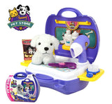 Pet Store Set - Pretend Play (16 pieces)