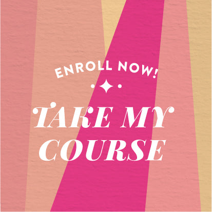Enroll now to take my new Skillshare course!