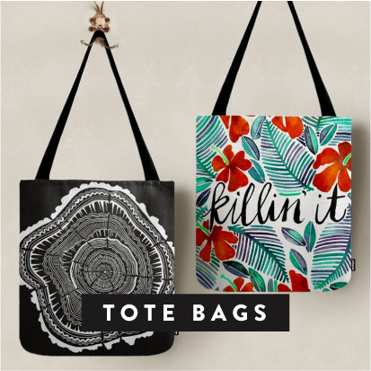 Shop CatCoq Tote Bags