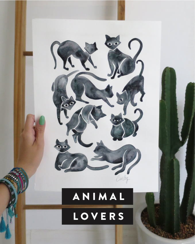 Shop the Animal Lovers Collection on CatCoq