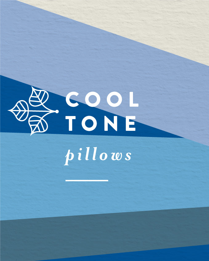 Shop Cool Tone Pillows by CatCoq