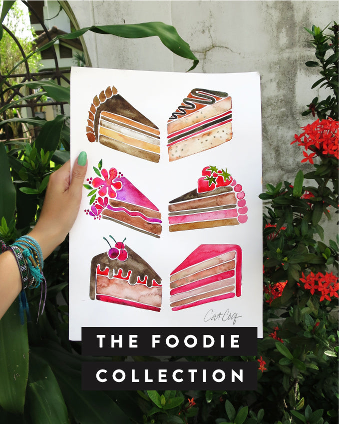 Shop the Foodie Collection on CatCoq