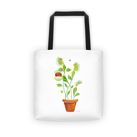 Venus Fly Trap • Tote Bag