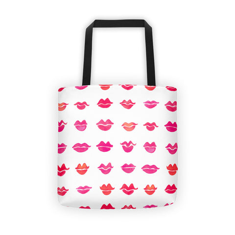 Kiss Collection – Bubblegum Pink Palette • Tote Bag
