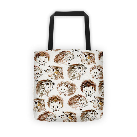Hedgehogs • Tote Bag