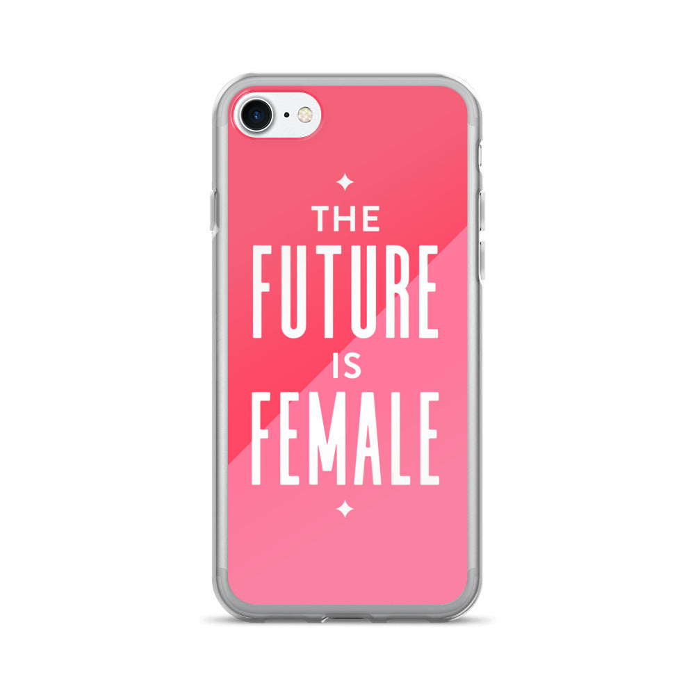 Future is Female • iPhone 7/7 Plus Case