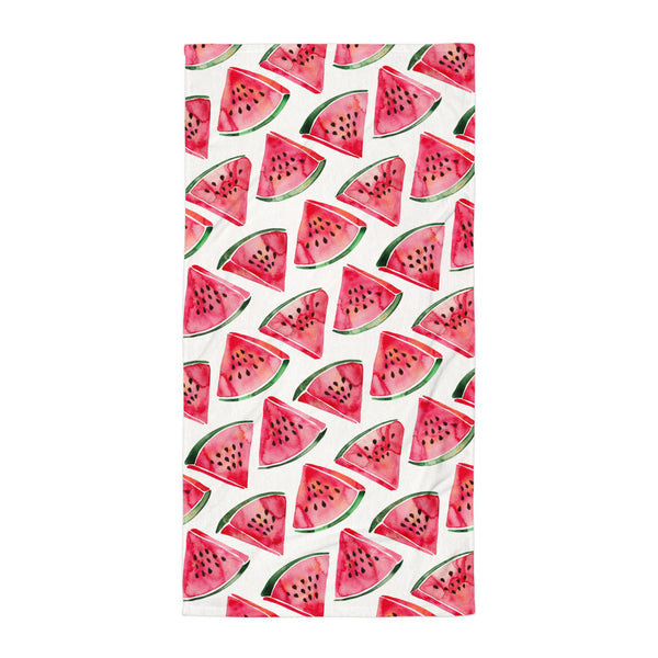 Watermelon Slices • Towel