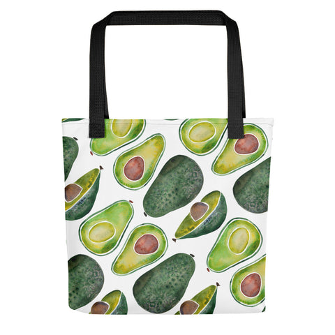 Avocado Slices • Tote Bag