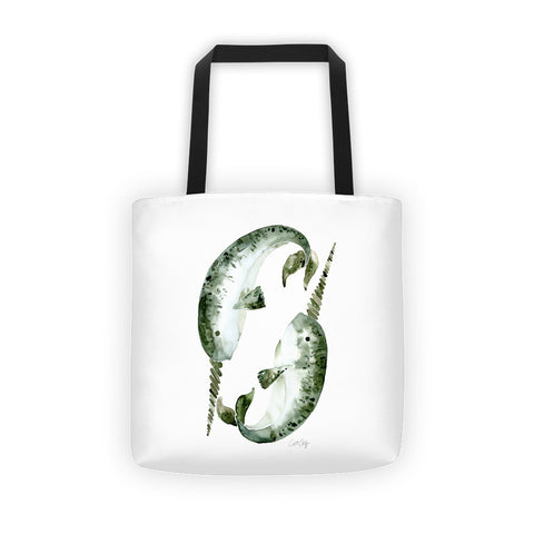 Narwhals • Tote Bag
