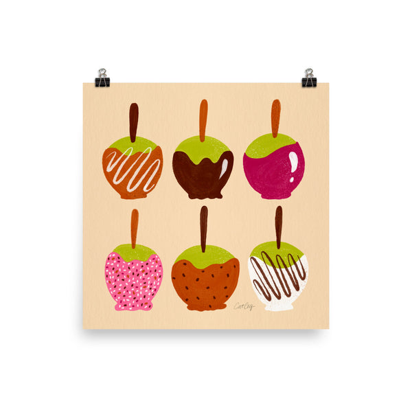 Caramel Apples - Magenta