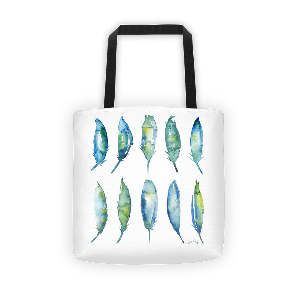 Feather Collection  •  Tote Bag