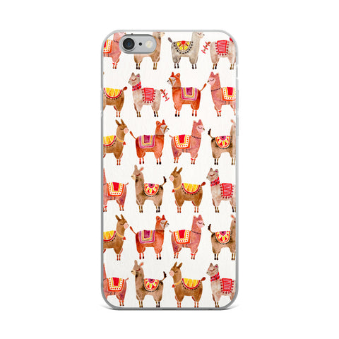 Alpacas • iPhone Case