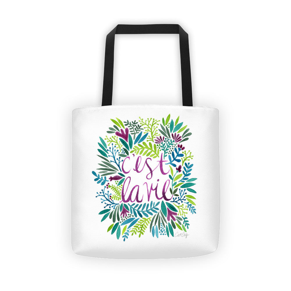 That's Life – Spring Palette  •  Tote Bag