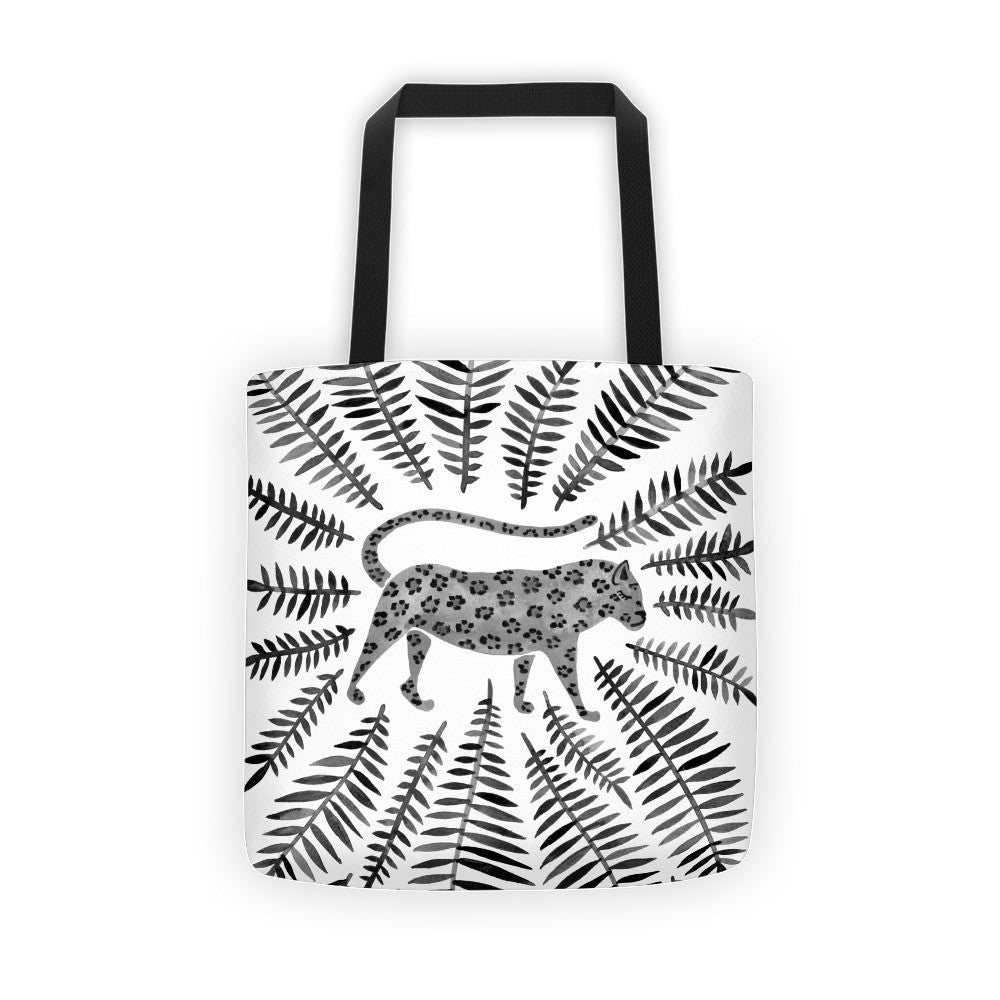 Jaguar – Black Palette • Tote Bag