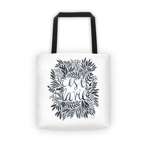 That's Life – Black Palette  •  Tote Bag