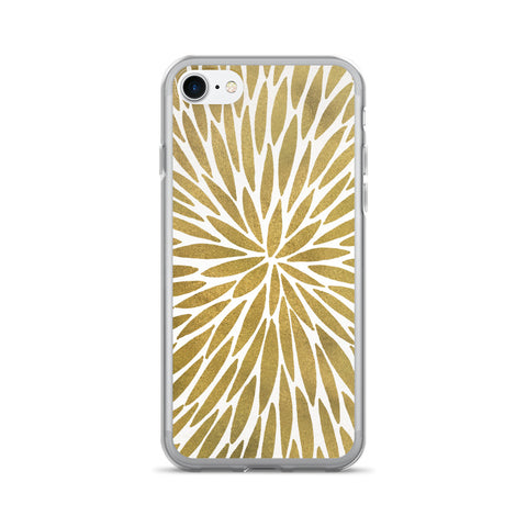 Golden Burst • iPhone 7/7 Plus Case