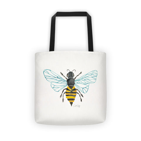 Honey Bee  •  Tote Bag