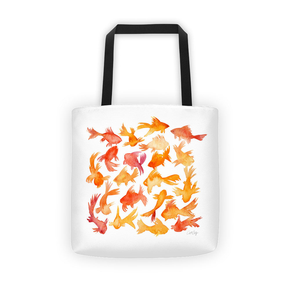 Goldfish  •  Tote Bag