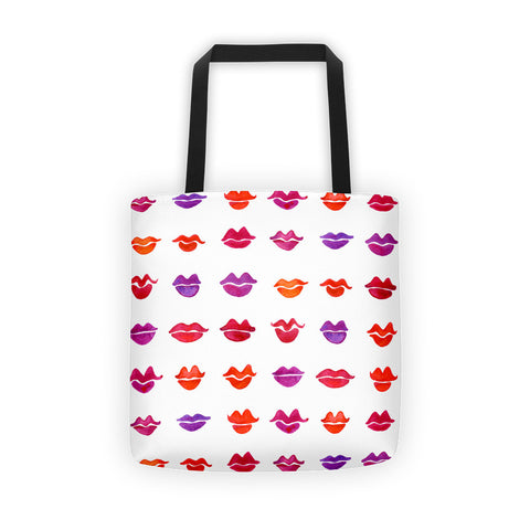 Kiss Collection – Fuchsia Palette • Tote Bag