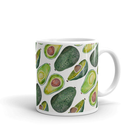 Avocado Slices • Mug